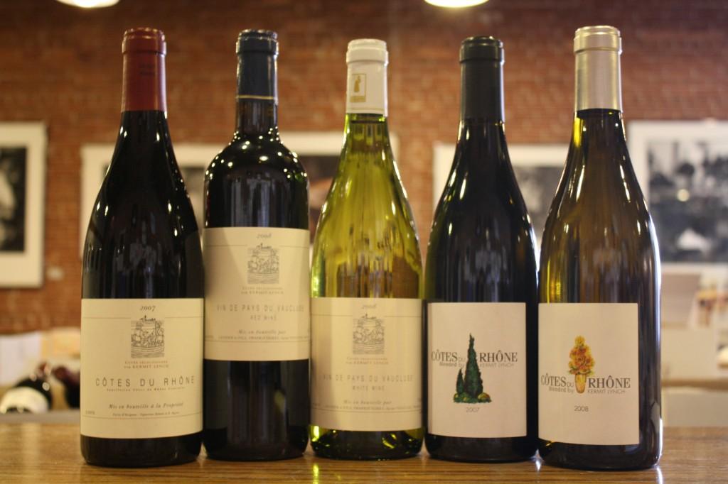 KLWM House Wines