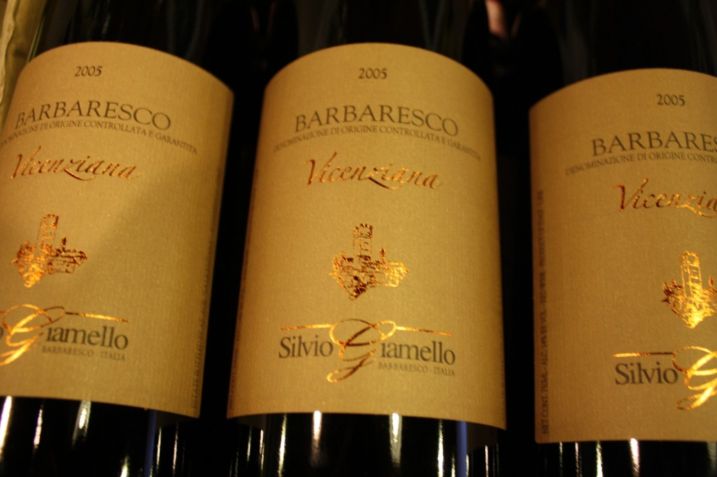 Barbaresco Vicenziana