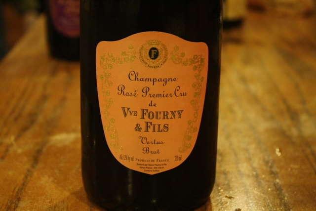 NV Veuve Fourny Rose 2