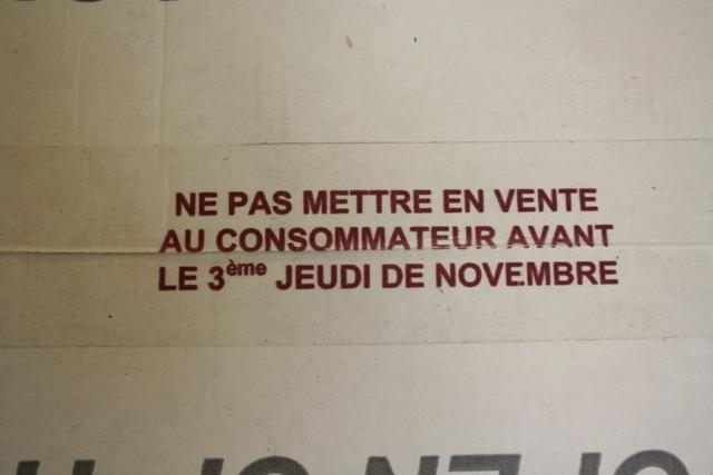 Beaujolais Nouveau 3.1