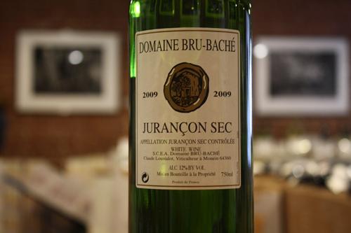 Jurancon-Sec