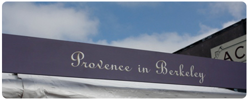 Provence-In-Berkeley