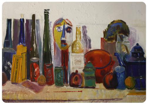 Terrebrune-Painting