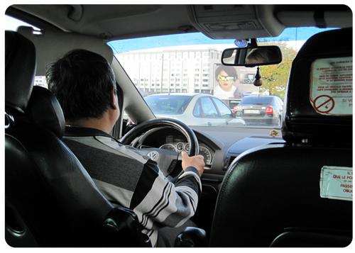 DB-Cabbie