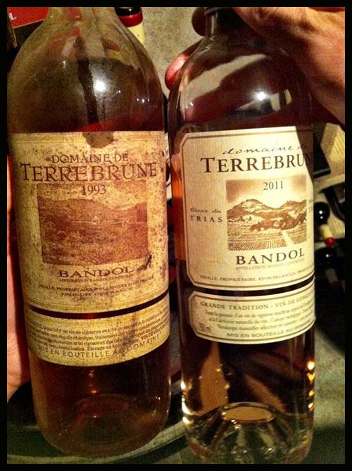 Old terrebrune